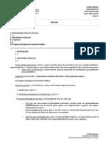 Carreiras Jurídicas Damasio Administrativo  Administrativo CSpitzcovsky 25-08-11-2013 Macellaro