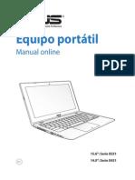 Manual Asus x451ca