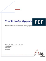 The TribeQa Opportunities