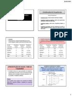 Aula 3 - Apresentação de Dados Em Tabelas