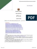 Legea 439-1995