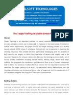 thetargettrackinginmobilesensornetworks-131007082143-phpapp02.docx