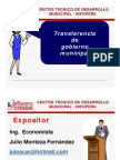 01 Transferencia de Gobierno