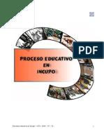 Proceso Educativo Incupo