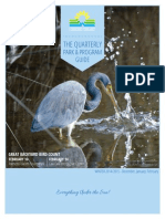 Winter 2014 Quarterly Park & Program Guide.