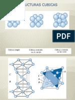 organización atómica y ionica