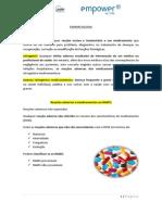 Aula Nº 8 - Farmacologia