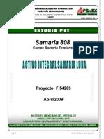 Estudio Pvt Pozo Samaria 808