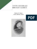 IL CONTE GENERALE AMBROGIO CLERICI