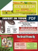 Rewards Oct. 2014
