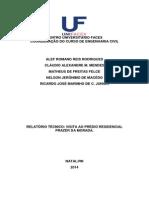 Relatório Técnico de Português