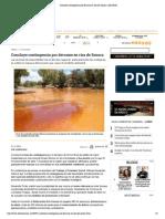 21-11-14 Concluye contingencia por derrame en ríos de Sonora