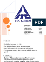 Business Strategy for ITC Ltd.