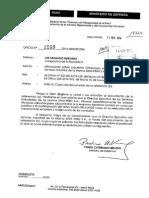 Informe SIMA Sobre Visita de Vladimir Cerrón y Martín Belaúnde a Instalaciones de Chimbote