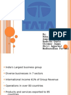 Tata motors strategy case study