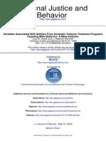 Criminal Justice and Behavior 2010 Jewell 1086 113