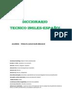 Diccionario Tecnico Ingles de Peralta Aucayauri