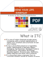ITC Distribution Channel