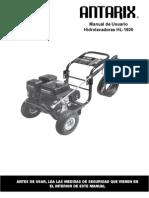 Manual HL 1600