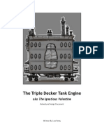 The Triple Decker Tank Engine Level Design