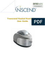 Transcend Cpap Humidifier User Manual
