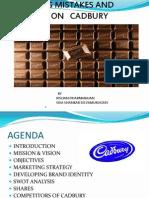 Case Studies of Cadbury
