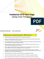 Instructivo Para Instalación de Flexi Edge y Multirradio V6