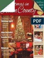 Christmas in Aiken 2014