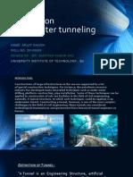 Underwater Tunneling