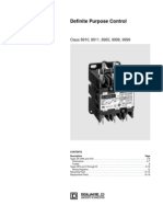 Schneider Electric - Definite Purpose Control Catalog
