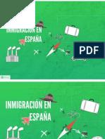 Inmigración en España (Presentación Oral)