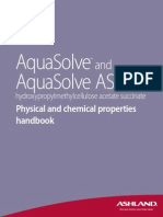 AquaSolve as Handbook