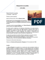 Análisis de La Oda Al Paraná-Lavardén