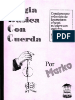 Marko - Magia Básica Con Cuerda