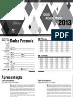 Guia Academico 2013