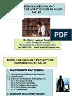 Elaboracion Proyecto Salud