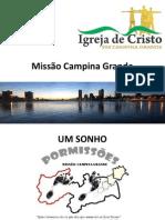 Missão Campina Grande BIG PIC 2015