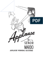 Mardo Applause