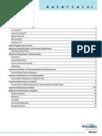 Vinidex - Section 2 Materials