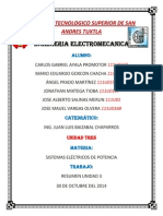 Investigacion Unidad Sistemas Electrricos