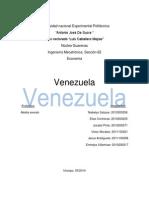 Economía Venezuela 2014
