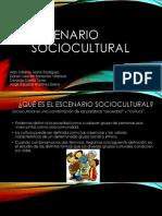 Escenario Sociocultural