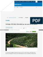 17-11-14  Entregan 430 mdp a afectados por derrame en río Sonora
