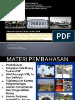 Paparan Draf Akhir Kawasan Strategis Provinsi Banten Lama Dan Baduy