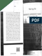 Livro Mendigos, Moleques e Vadios - Walter Fraga Filho