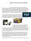 Ahorra Dinero Al Adquirir Cartuchos Y Toner Compatibles Para Tu Impresora