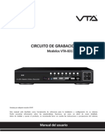 Manual Vcr