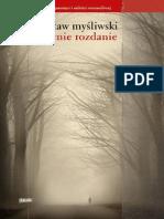 Wiesław Myśliwski - Ostatnie Rozdanie