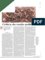 Sobre a Crítica Da Razão Política - José Chasin