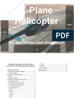 X-Plane Helicopter Manual